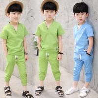 Bộ quần áo bé trai 4- 12 tuổi