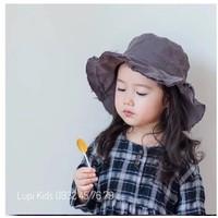 Mũ vành tròn cho bé gái