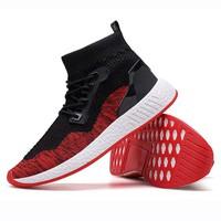 giày sneaker len cổ cao phối màu Mã: GH0575