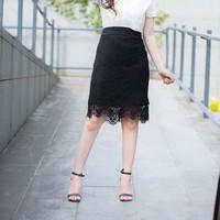Chân váy ren nữ cao cấp