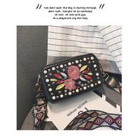 Túi đeo chéo nữ hoạ tiết hoa cực đẹp