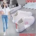 Giày Sneaker Vải Nữ Phong Cách Hàn Quốc - LSG014