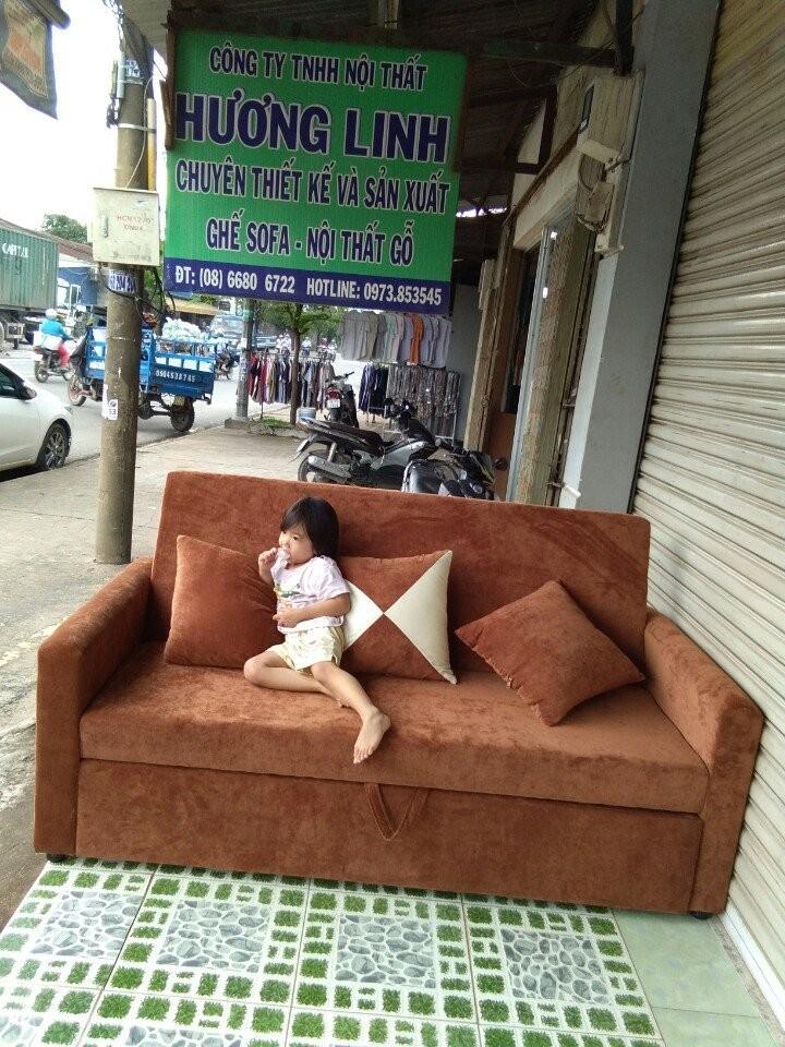 Ghế sofa cho phòng khách nhỏ