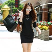 Đầm thun cánh dơi thời trang