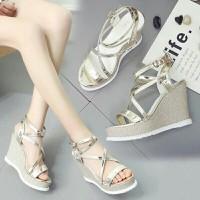 giày đế xuồng kim tuyến_pll5918