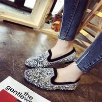 Giày mọi đá nữ xinh