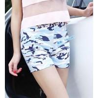 quần short nữ rằn ri Mã: QN650 - 2