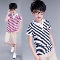 Bộ quần áo hè bé trai 4- 10 tuổi