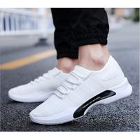 Giày thể thao nam Sneaker thoáng khí G19 - Trắng