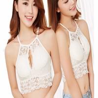 Áo bra yếm khoét cổ