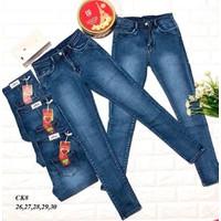 quần jean lưng cao ck8