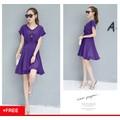 Đầm xinh chuẩn phong cách Hàn - Đầm dạo phố