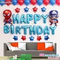 Sét sinh nhật siêu nhân