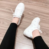 giày bata cột dây_pll5995