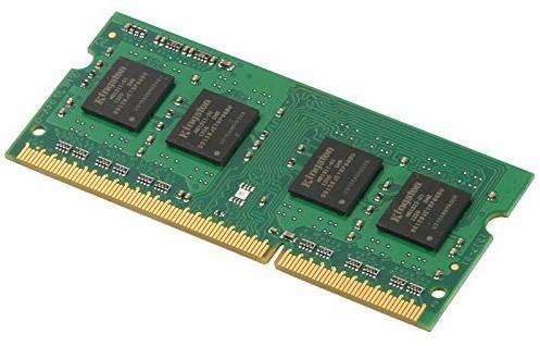 RAM Laptop Kingston 4GB DDR3L-1600 SODIMM 1.35V - KVR16LS11/4