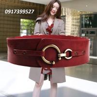 thắt lưng nữ bản rộng thời trang Hàn Quốc HKTL2012