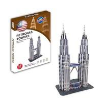 Bộ lắp ráp mô hình 16 kiến trúc nổi tiếng trên thế giới