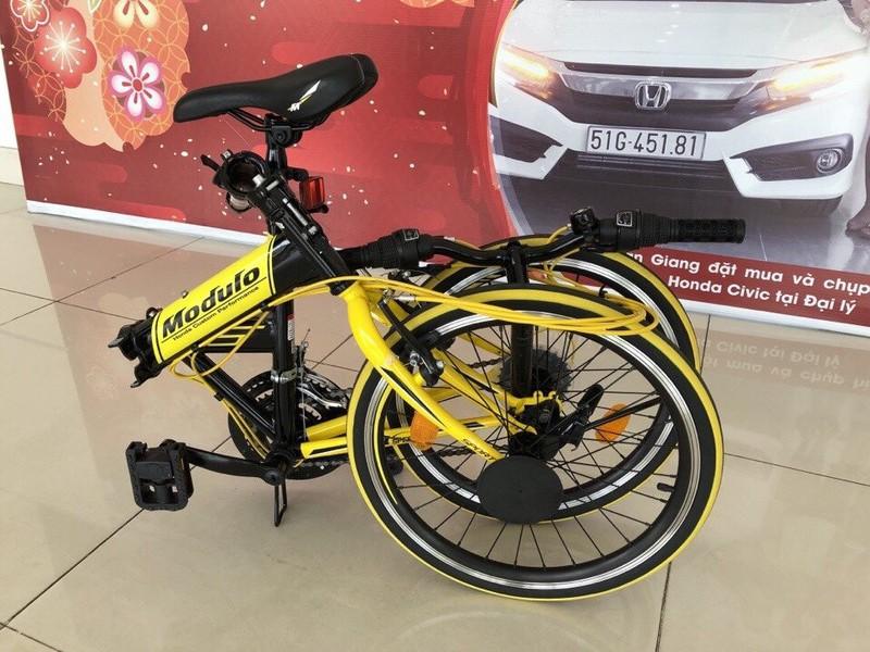 Xe đạp gấp Honda Modulo HOT