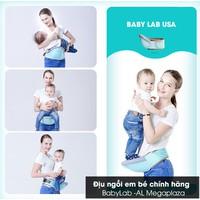 Địu ngồi em bé chính hãng BabyLab -AL