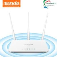 Bộ Phát Wifi Router Tenda F3 300Mbps 3A Anten 1 Wan, 3 Lan Port