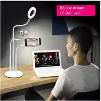 Bộ Giá đỡ Micro Livestream có đèn Led siêu đẹp