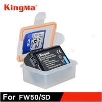 Pin + hộp đựng kingma FW50 cho máy ảnh Sony