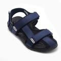 Giày sandal rọ thời trang Xanh đâm đế đen