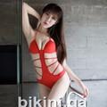 Bộ đồ bơi bikini sexy, quyến rủ BI09 - Màu đỏ