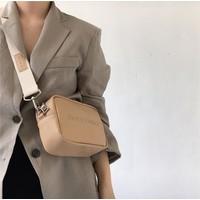 Túi đeo chéo da EVAS STREET hottrend - T594