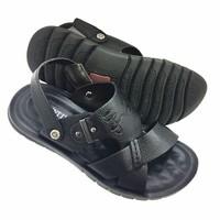 Giày  sandal nam da bò thật chất lượng cao cấp AD27D