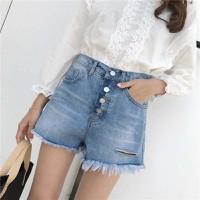 quần short jeans rách nhiều nút Mã: QN820