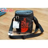 Túi đeo chéo kiểu dáng Hộp TNF Vải tabaulin