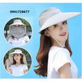 Mũ nón chống nắng nam nữ không họa tiết