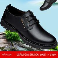 Giày Nam Cao Cấp - Kiểu Dáng Thể Thao Trẻ Trung Hiện Đại