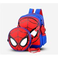 Balo đi học in nhện BA CHI TIẾT