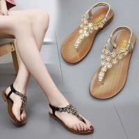 giày sandal hoa xinh