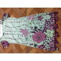 Đầm ren hoa cao cấp