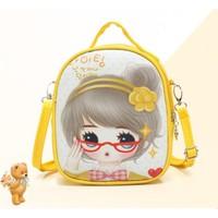 Túi đeo bé gái