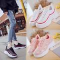 Giày sneaker nữ đế cao
