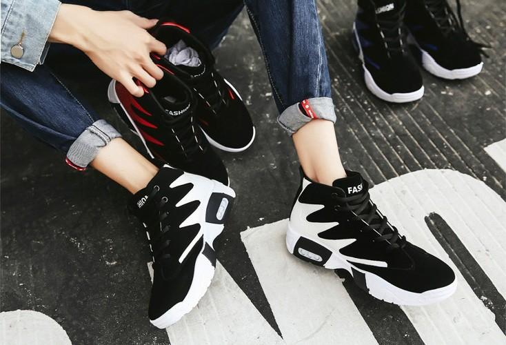 Giày thể thao nam cổ cao