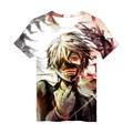 áo thun nam 3d tokyo ghoul Mã: NT2023