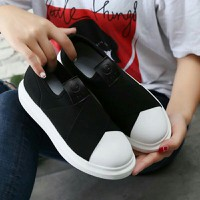 giày bata thun chéo