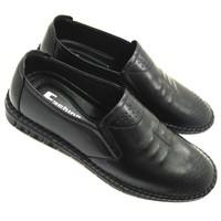 Giày lười nam da bò thật kiểu dáng trẻ trung năng động AD47D