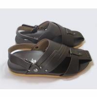 Giày sandal nam da bò NA925