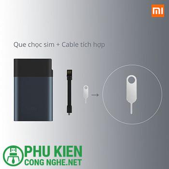 Bộ phát wifi Kiêm sạc dự phòng Xiaomi Zmi MF885