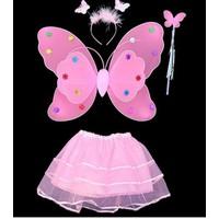 Áo cánh bướm thiên thần kèm gậy