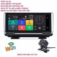 Camera hành trình wifi 3G 4G HTECH-F29 + THẺ 16G