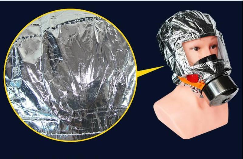 Mặt nạ phòng cháy & chống khí độc