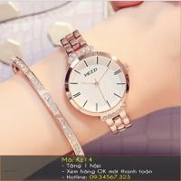 Đồng hồ nữ Kezzi phong cách Hàn Quốc