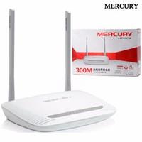 Bộ Phát WIFI MERCURY MW300R Xuyên Tường 2 Anten 300M Chính Hãng
